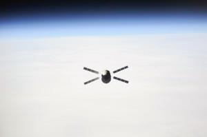 ATV-4. Credits: NASA