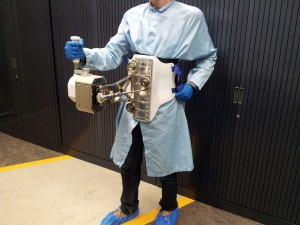 Haptics-1 body-mounted operations