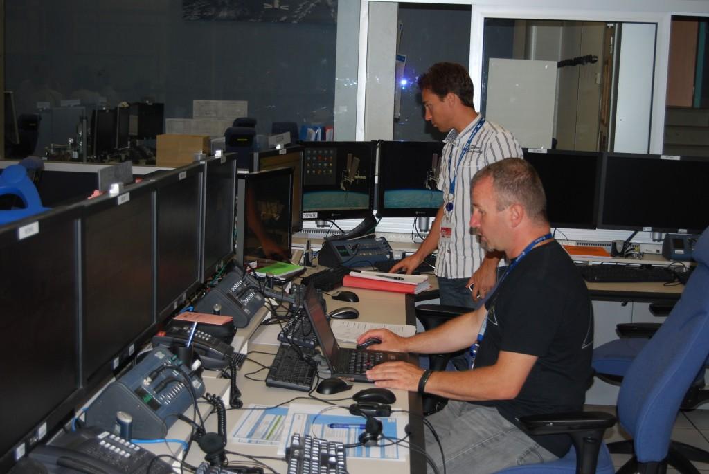 ATV-5 dress rehearsal. Credit: ESA