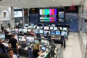 ATV-CC one hour before ATV-5 launch. Credits: ESA