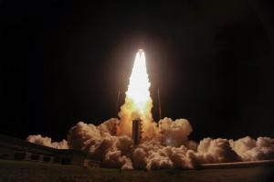 Last ATV liftoff. Credit: ESA/S.Corvaja
