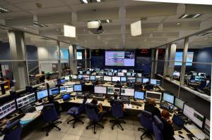ATV Control Centre. Credits: CNES