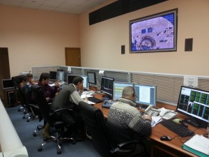 ESA's Moscow Support Room.