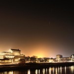 "Jürgen ‏@jb_spiff ""ISS chasing ATV5 over opera house and Elbe river in Dresden, Germany"""