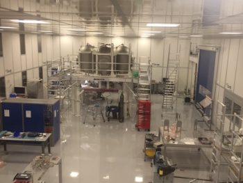 PQM testing at OHB in Sweden
