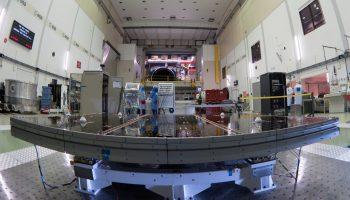 Solar wings at ESTEC. Credits: ESA–M.Cowan