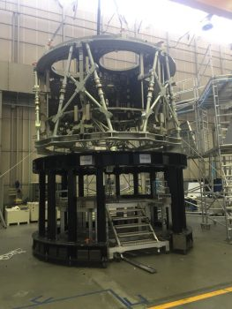 ESM-2 structure. Credits: Thales