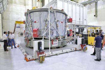 European Service Module. Credits: NASA