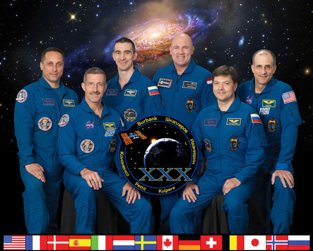 ISS Expedition 30