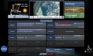 NASA's Space Station Live