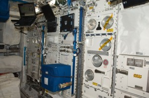 NASA Human Research Facilities in European Columbus laboratory