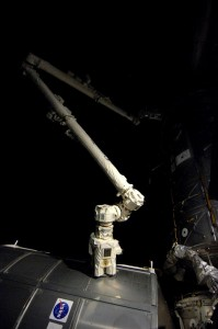 Training with Canadarm2