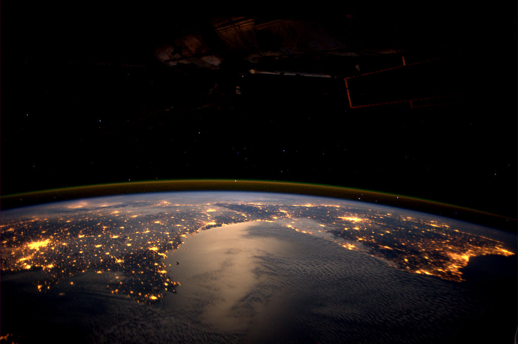 Lights off for Earth Hour! | The PromISSe mission
