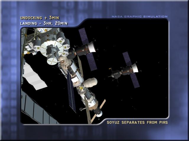 Physical separation (Credit: NASA)
