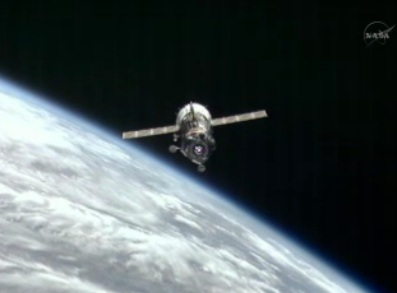 Soyuz TMA-03M undocks from ISS