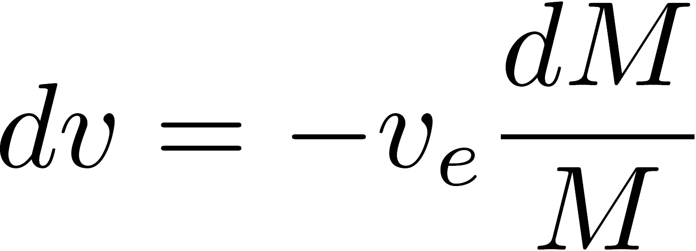 a man and an equation rocket science