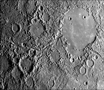 Mercury credit: NASA