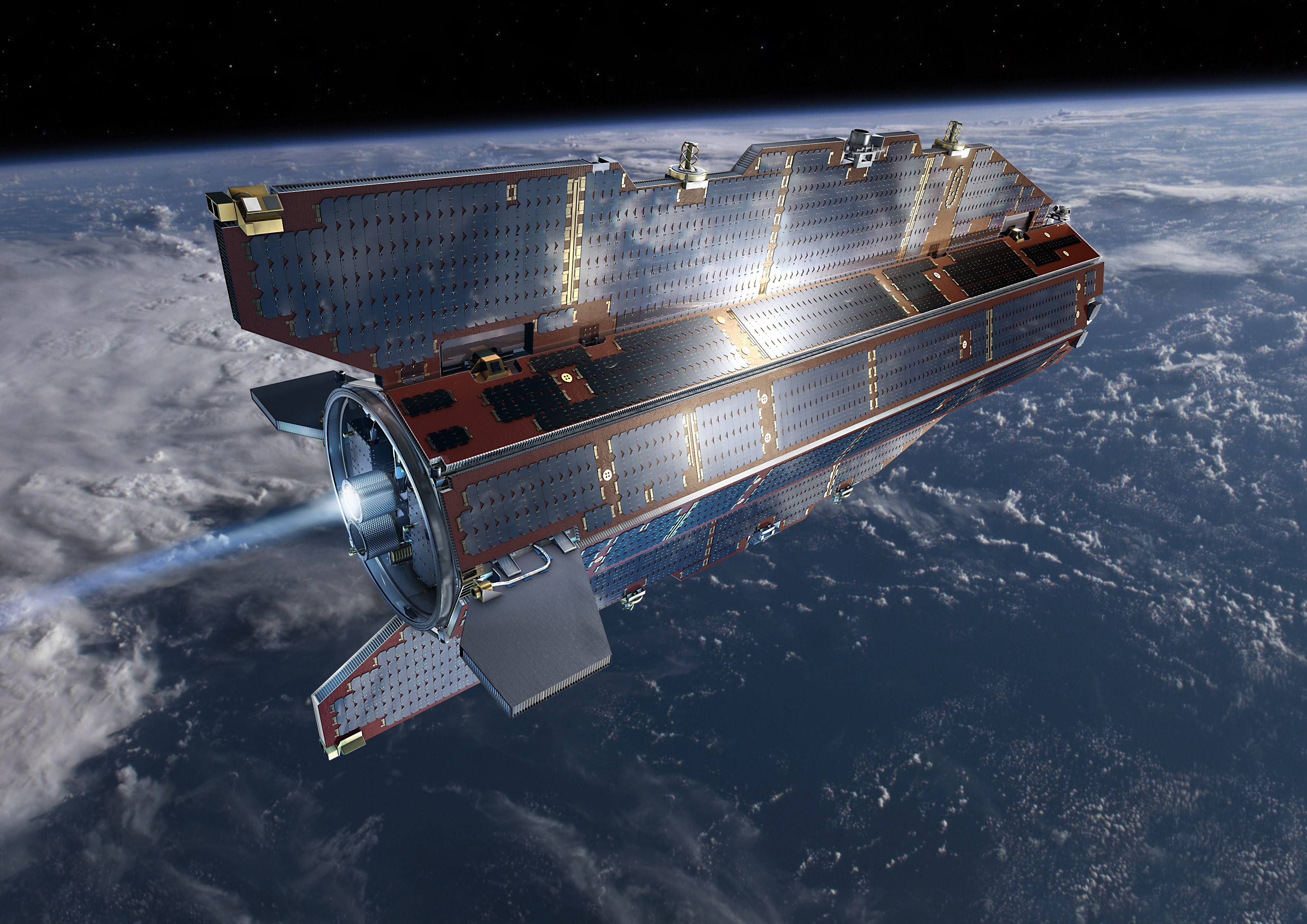 goce flight expected to end shortly � rocket science