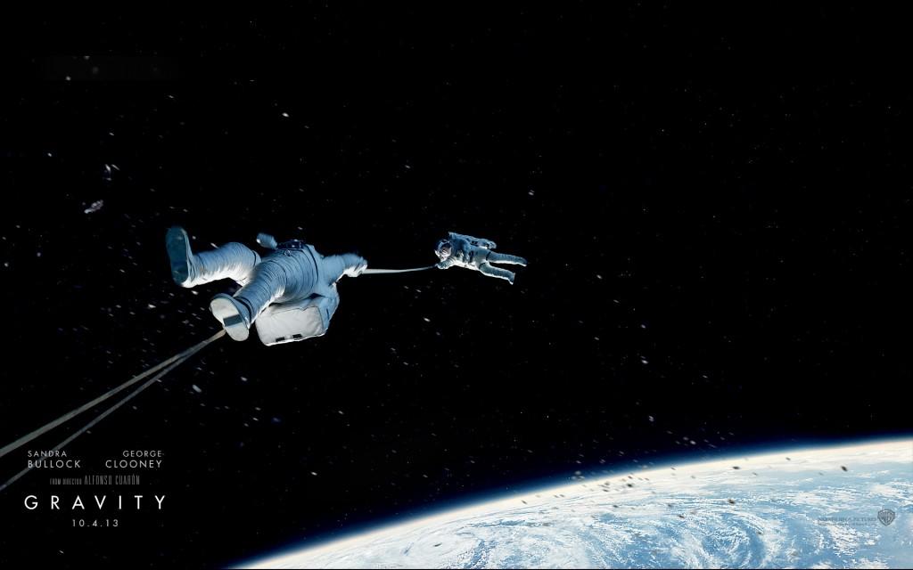 Gravity the movie Credit: Warner Bros.