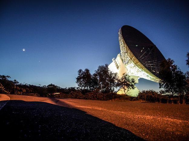 New Norcia station, W. Australia Credit: ESA/S. Marti