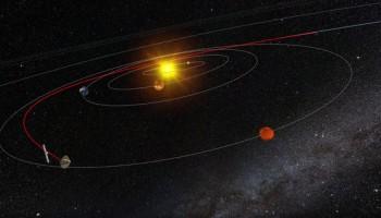 Rosetta's voyage