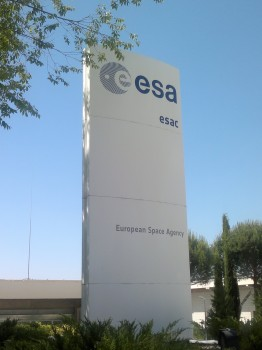 ESAC - Home to the Venus Express Science Operations Centre. Credit: ESA