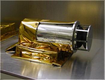 Venus Express ASPERA-4. Credit: Swedish Institute of Space Physics (Institutet för rymdfysik, IRF)