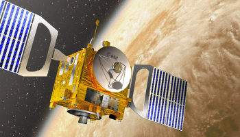 Venus Express arrives at Venus