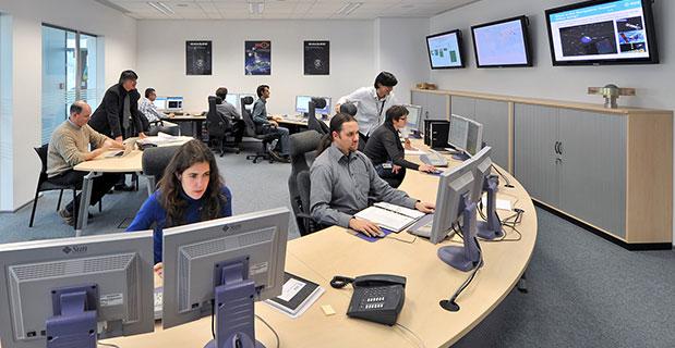 ESOC Navigation Support Office Credit: ESA/J. Mai