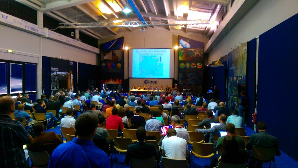 Planetary Defense Conference, 2015, ESA/ESRIN, Frascati, Italy. Credit: ESA CC BY-SA IGO 3.0