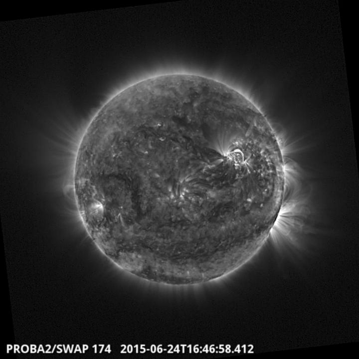 solar storm current status - photo #13
