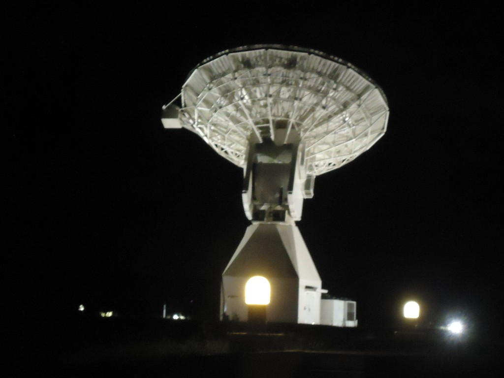 Kourou tracking station Credit: ESA - CC BY-SA 3.0 IGO