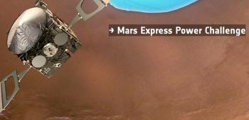 #MarsExpressPower