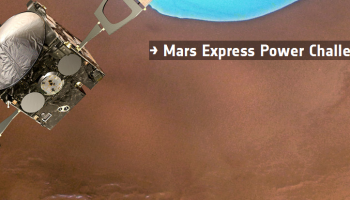 #MarsExpressPower