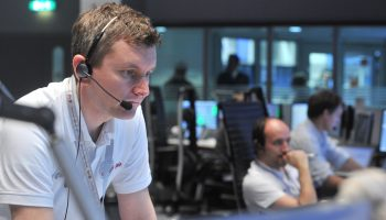 Gaia Spacecraft Operations Manager David Milligan Credit: ESA/J. Mai