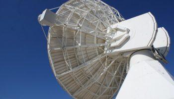 Maspalomas station. Credit: ESA/F. Macia