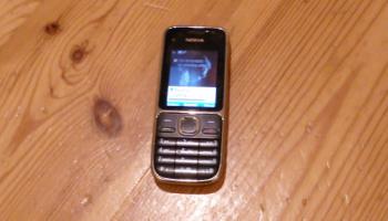 The Rosetta phone Credit: ESA