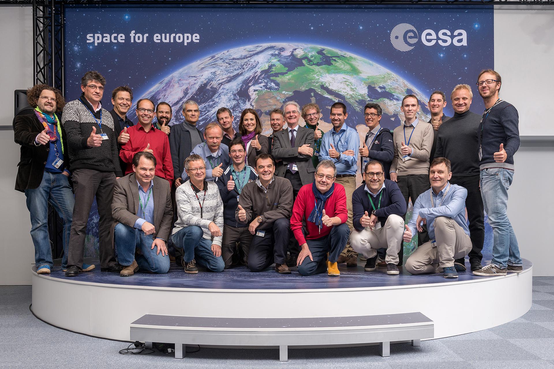 ESOC readies for Sentinel-5P | Rocket Science