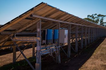 Solar panel construction Credit: ESA/D. O'Donnell