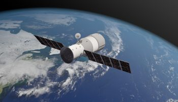 Tiangong-1 Credit: Aerospace Corporation