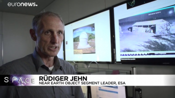 Rüdiger Jehn Crfedit: ESA/Euronews