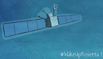 Wake up Rosetta!