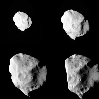 Asteroid Lutetia Credit: ESA 2010 MPS for OSIRIS Team MPS/UPD/LAM/IAA/RSSD/INTA/UPM/DASP/IDA