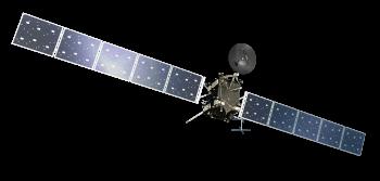 Artist's impression of the Rosetta orbiter. Credit: ESA/ATG medialab
