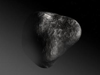Comet 67P/CG artist impression, 2013