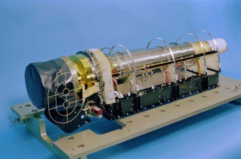 ROSINA's reflectron time of flight mass spectrometer (RTOF).