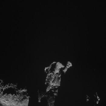 ESA_Rosetta_NAVCAM_140919_A