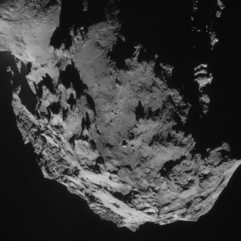 ESA_Rosetta_NAVCAM_140919_B