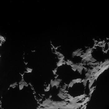 ESA_Rosetta_NAVCAM_140924_A