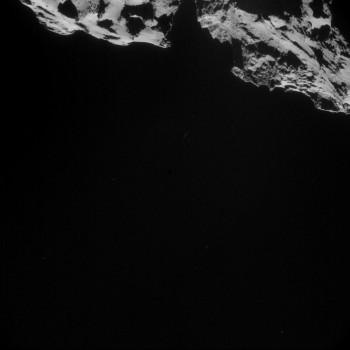 ESA_Rosetta_NAVCAM_140924_C